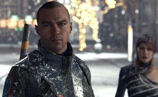 Markus, l'androïde qui va mener la révolte.