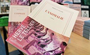 « L'Anomalie » d'Hervé Le Tellier est le deuxième Goncourt le plus vendu de l'histoire.