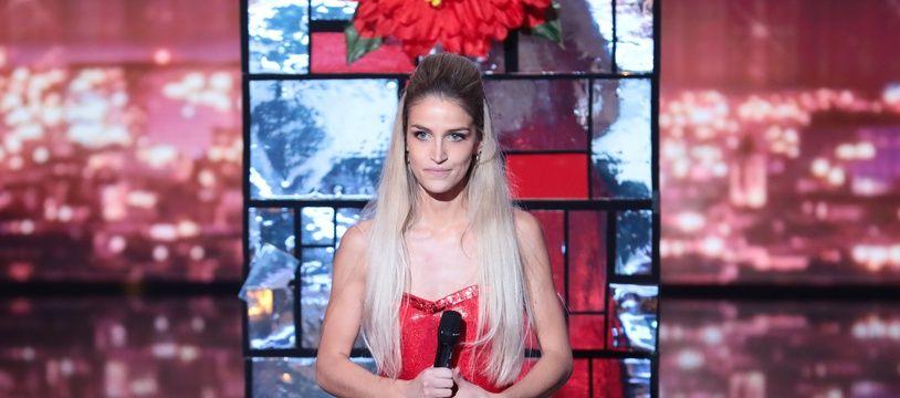 """La girondine Léa Kyle, 25 ans, a épaté le jury de l'émission """" La France a un incroyable talent"""" avec son numéro de quick-change."""