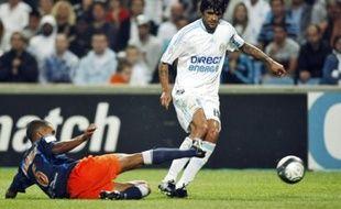 Lucho Gonzalez est l'homme fort du dispositif mis en place par Didier Deschamps.