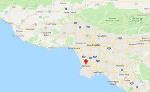 Une fusillade a éclaté samedi 5 janvier dans un bowling à Torrance en Californie.