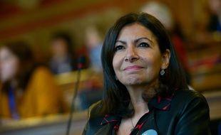 Anne Hidalgo est maire de Paris depuis les municipales de 2014.
