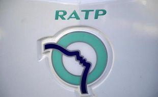 Le logo de la RATP.
