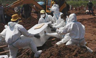 L'épidémie est repartie fortement à l'ouest de Java, en Indonésie.