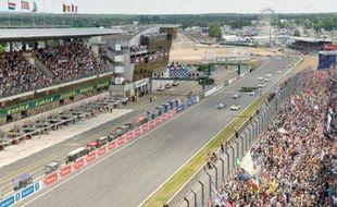 Le circuit du Mans est l'un des plus connus au monde grâce aux 24 Heures.