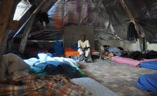 Des migrants ont trouvé refuge dans un presbytère