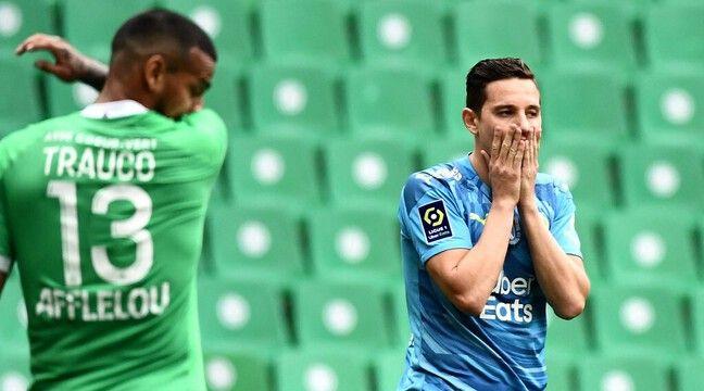 AS Saint-Etienne - OM - Ligue 1 direct