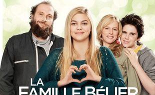 Affiche de «La Famille Bélier»