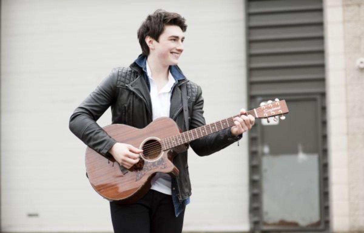Brendan Murray, candidat de l'Irlande à l'Eurovision 2017. – Lili Forberg