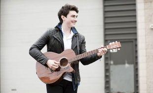 Brendan Murray, candidat de l'Irlande à l'Eurovision 2017.