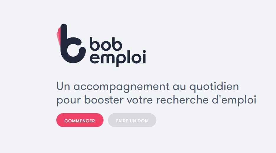 Un nouveau site pour enrayer le chômage — Bob Emploi