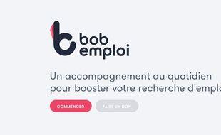 «bob-emploi» est un site lancée en partenariat avec Pôle emploi.