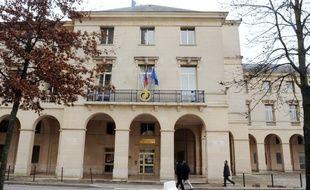 Conseil régional de la région Centre à Orléans.