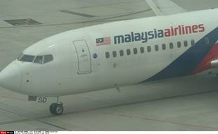 Un avion de la Malaysia Airlines, à l'aéroport de Kuala Lumpur, le 13 mars 2014