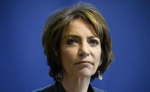 La ministre des Affaires sociales, Marisol Touraine, à Paris, le 17 mars 2015