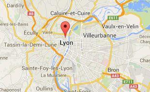Le 1er arrondissement de Lyon