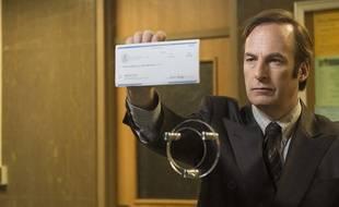 Extrait de la saison 1 de la série «Better Call Saul».