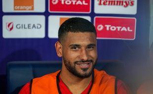 Youssef Aït-Bennasser est heureux de rejoindre les Girondins.