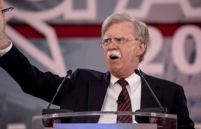 Trump remplace le modéré McMaster par le va-t-en-guerre John Bolton