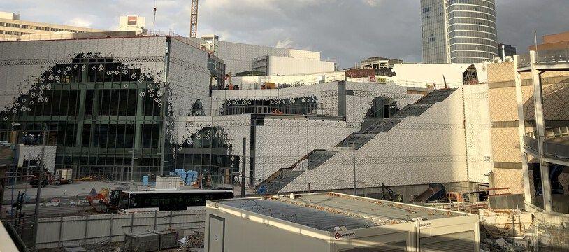 Le centre commercial de la Part-Dieu en pleine phase de métamorphose va inaugurer 40 nouvelles boutiques samedi 28 novembre lors de la réouverture des commerces non essentiels.