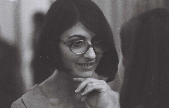 Emmanuelle Khanh en 1963