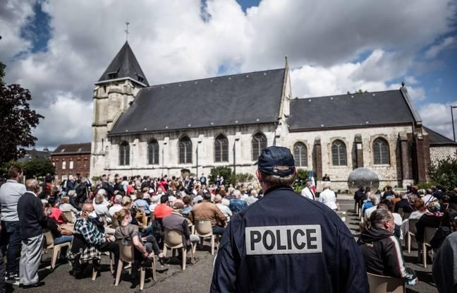 Saint-Etienne-du-Rouvray: Fin des investigations, quatre personnes menacées d'un procès
