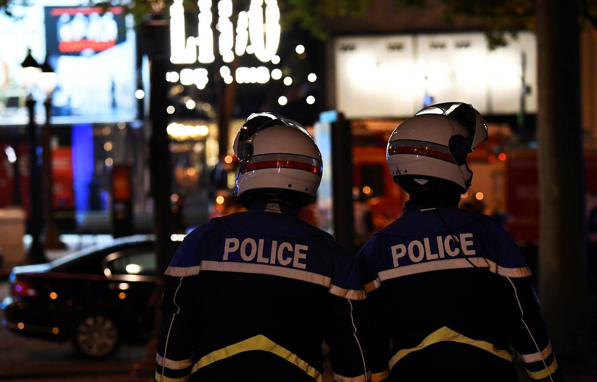 Le suspect s'en est déjà pris à des policiers en 2001.  – FRANCK FIFE / AFP