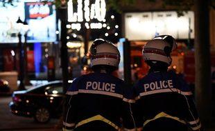 Le suspect s'en est déjà pris à des policiers en 2001.
