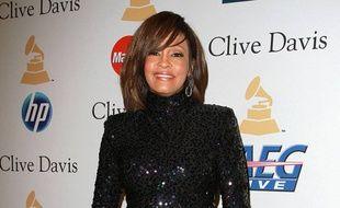 La chanteuse défunte Whitney Houston