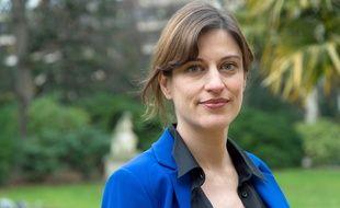 Juliette Méadel, la nouvelle secretaire d'Etat aux victimes, le 18 février 2016.