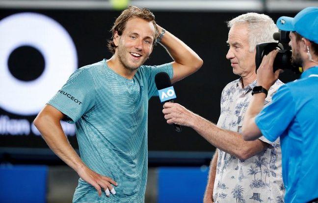 VIDEO. Open d'Australie: «Elle sait tout sur le tennis», le bel hommage de Pouille à sa coach Mauresmo