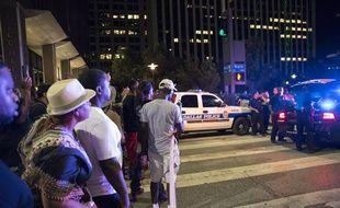 Cinq policiers ont été tués par des tirspendant un rassemblement à Dallas.