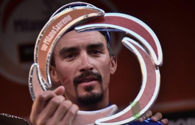 Milan-San Remo: «Gagner Milan, c'est phénoménal», Julian Alaphilippe raconte son coup de force