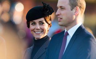 Le prince William et sa femme Kate sont pour l'instant sans hôtel fixe à Amiens.