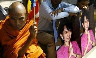 Des défilés ont rassemblé samedi des milliers de personnes en Nouvelle-Zélande, en Australie, ainsi que dans plusieurs pays d'Asie et d'Europe, avant d'autres manifestations prévues aux Etats-Unis et au Canada, en réponse à un appel d'Amnesty International pour maintenir la pression sur le régime birman.