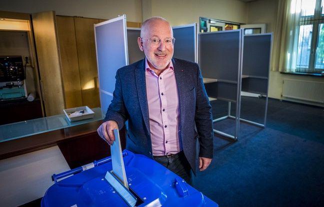 Elections européennes: Les travaillistes remporteraient, à la surprise générale, le scrutin aux Pays-Bas