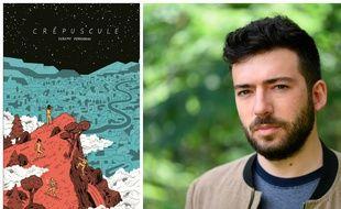 Jérémy Perrodeau est en sélection officielle au festival d'Angoulême pour son album «Crépuscule»