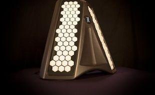 Le Dualo du-touch, un nouvel instrument de musique.
