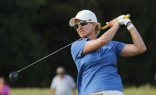 L'Australienne Karrie Webb s'est adjugé dimanche le tournoi de Galloway (New Jersey), une épreuve en trois tours (54 trous) du circuit nord-américain féminin de golf (LPGA).