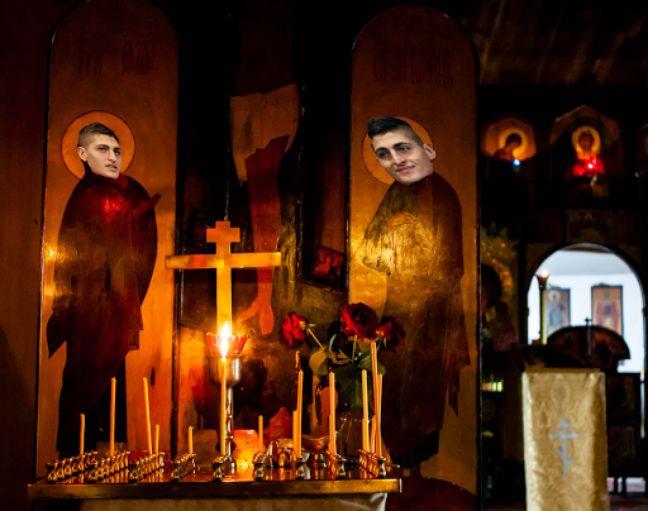 Saint Marco Verratti