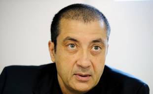 Mourad Boudjellal le 21 septembre 2016 à Toulon