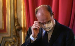 Jean Castex, le 24 octobre 2020 à Marseille.