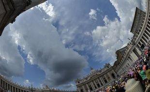 Saint Pierre de Rome au Vatican le 27 juillet 2014