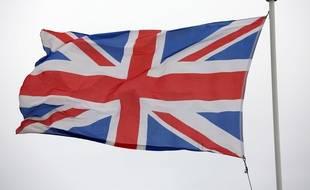 Le drapeau britannique, l'Union Jack. (illustration)