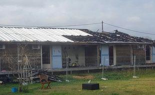 Neuf logements ont été la proie d'un incendie. Ils sont inutilisables.
