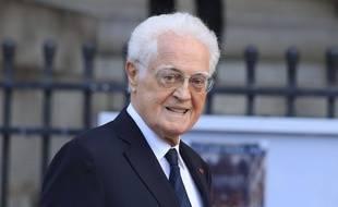 Lionel Jospin en septembre 2019.