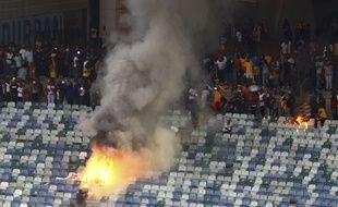 Les supporters de Kaizer Chiefs