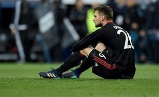 Sven Ulreich, le gardien du Bayern Munich, a commis une énorme bourde qui a plombé son équipe lors de la demi-finale retour de Ligue des champions face au Real Madrid, le 1er mai 2018.