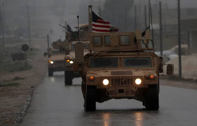 Syrie: 200 soldats américains vont rester sur place