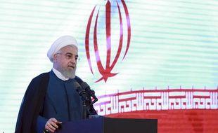 Le président iranien Hassan Rohani à Téhéran le 27 août 2019.